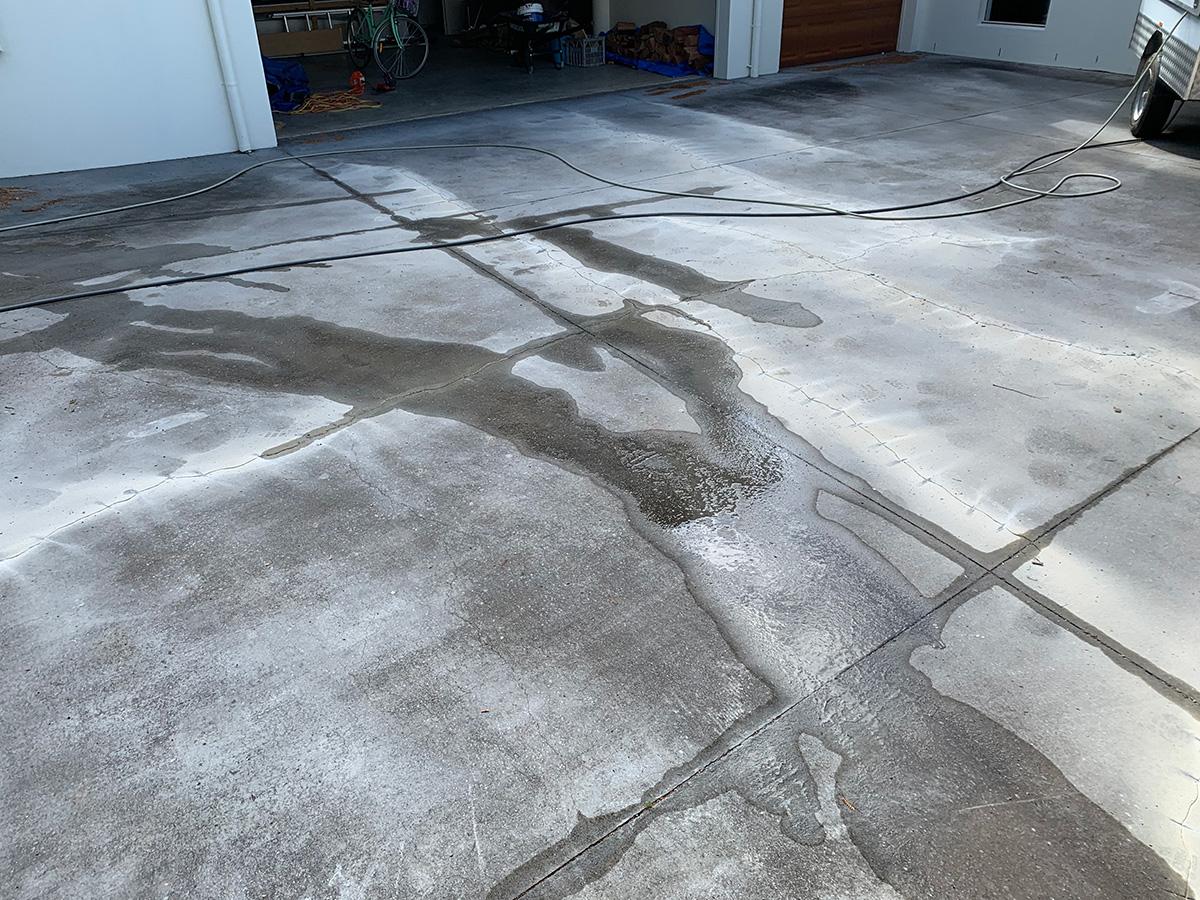 fix cracked concrete driveway gold coast